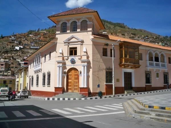 municipalidad provincial de tarma
